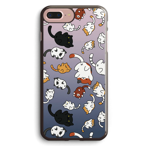 Neko Atsume Art 2 Apple iPhone 7 Plus Case Cover ISVE115