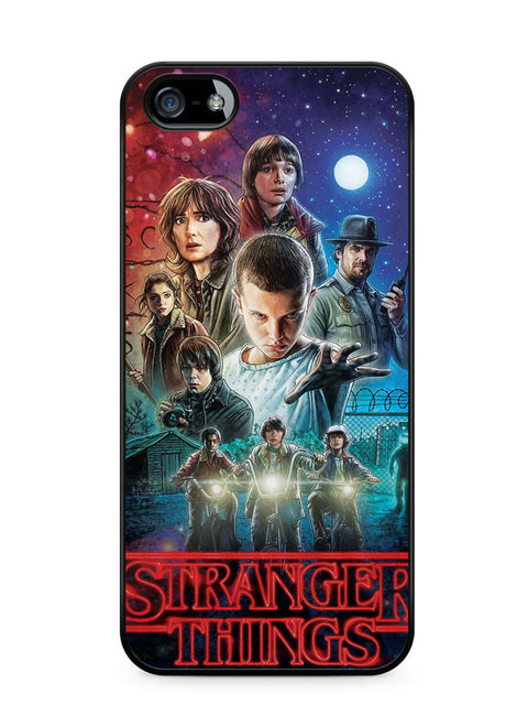 Netflix Stranger Things Apple iPhone 5c Case Cover ISVA618