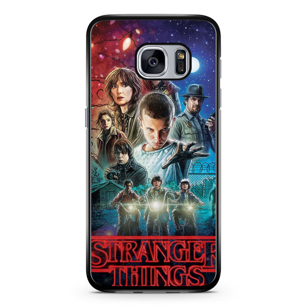 Netflix Stranger Things Samsung Galaxy S7 Case Cover ISVA618