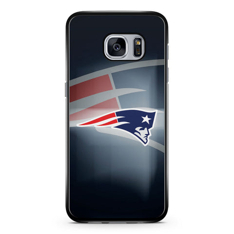 New England Patriots Logo Samsung Galaxy S7 Case Cover ISVA257