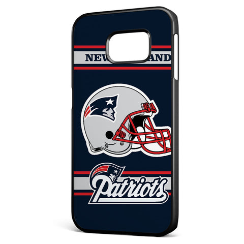 New England Patriots Samsung Galaxy S6 Edge Case Cover ISVA199
