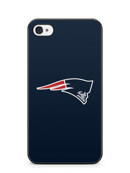 New England Patriots Simple Logo Apple iPhone 4 / iPhone 4S Case Cover ISVA195