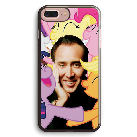 Nic and His Girls Apple iPhone 7 Plus Case Cover ISVC325