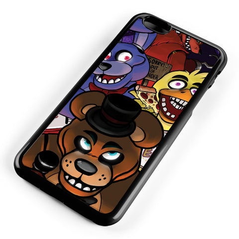 Night and Fnaf Apple iPhone 6 Plus / iPhone 6s Plus ISVA316