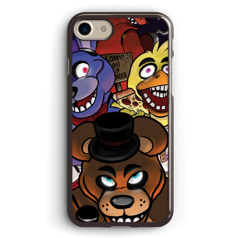 Night and Fnaf Apple iPhone 7 Case Cover ISVA316