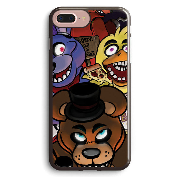 Night and Fnaf Apple iPhone 7 Plus Case Cover ISVA316