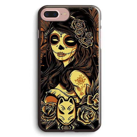 Night of the Kitsune Mask Apple iPhone 7 Plus Case Cover ISVH522