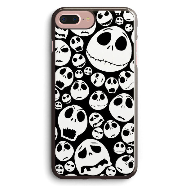 Nightmare Before Christmas Jack Pattern Apple iPhone 7 Plus Case Cover ISVA400