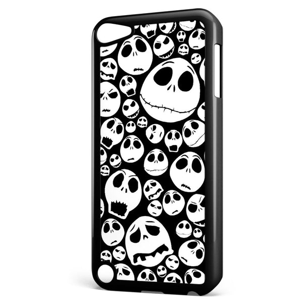 Nightmare Before Christmas Jack Pattern Apple iPod Touch 5 Case Cover ISVA400