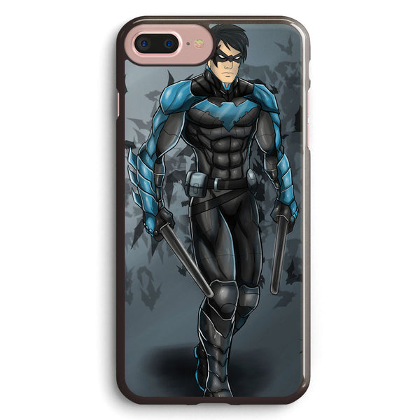 Nightwing Blue Apple iPhone 7 Plus Case Cover ISVG230
