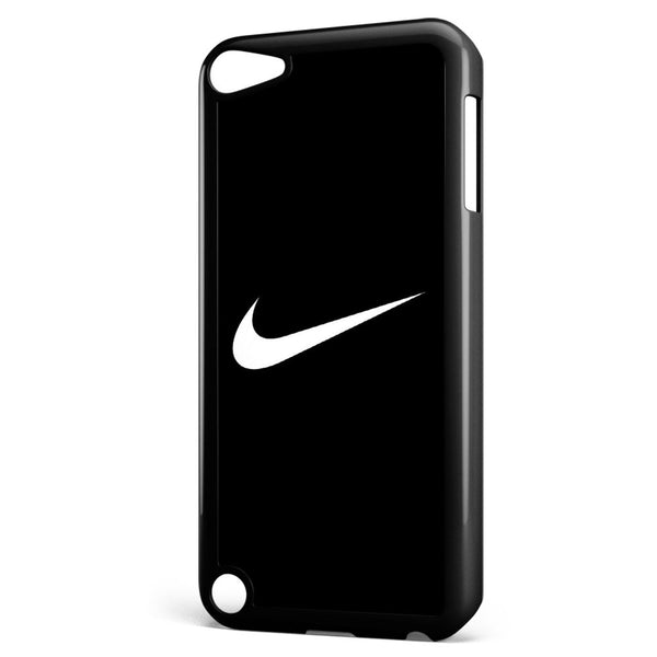 Nike Logo Black Background Apple iPod Touch 5 Case Cover ISVA261