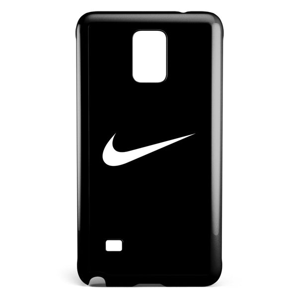 Nike Logo Black Background Samsung Galaxy Note 4 Case Cover ISVA261