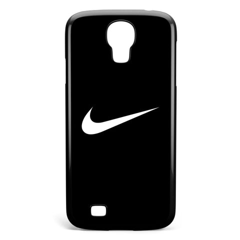 Nike Logo Black Background Samsung Galaxy S4 Case Cover ISVA261