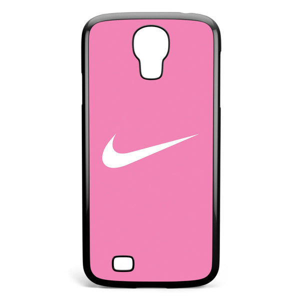 Nike Logo Pink Background Samsung Galaxy S4 Case Cover ISVA262