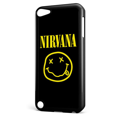 Nirvana Logo Apple iPod Touch 5 Case Cover ISVA377