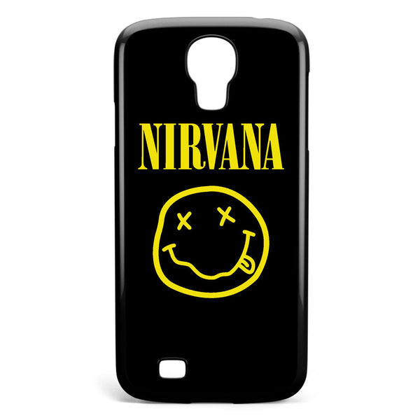 Nirvana Logo Samsung Galaxy S4 Case Cover ISVA377