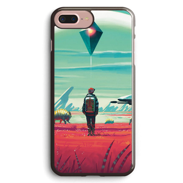 No Man's Sky Apple iPhone 7 Plus Case Cover ISVE125