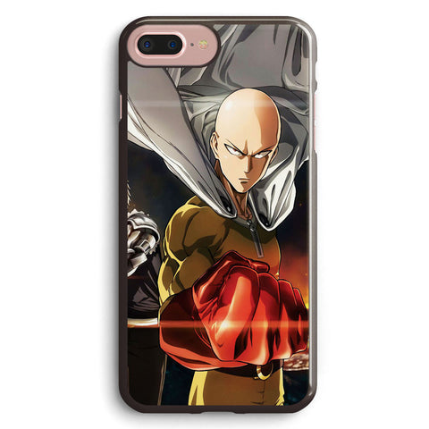 Opm Saitama and Genos Apple iPhone 7 Plus Case Cover ISVE678