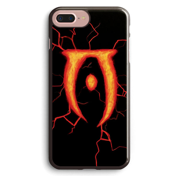 Oblivion Logo Apple iPhone 7 Plus Case Cover ISVF789