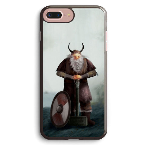 Old Viking Apple iPhone 7 Plus Case Cover ISVG715