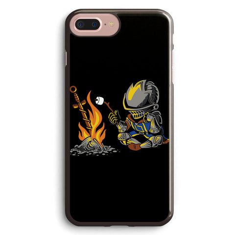 On an Open Bonfire Apple iPhone 7 Plus Case Cover ISVC339