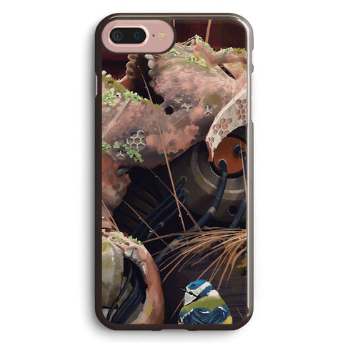 On the Activities of Primates and Passerines Apple iPhone 7 Plus Case Cover ISVE675