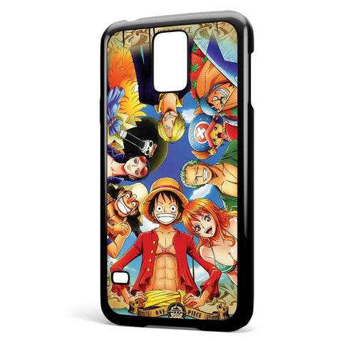 One Piece Crew Samsung Galaxy S5 Case Cover ISVA219