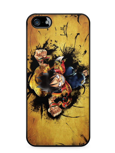 One Piece Luffy Apple iPhone 5c Case Cover ISVA220
