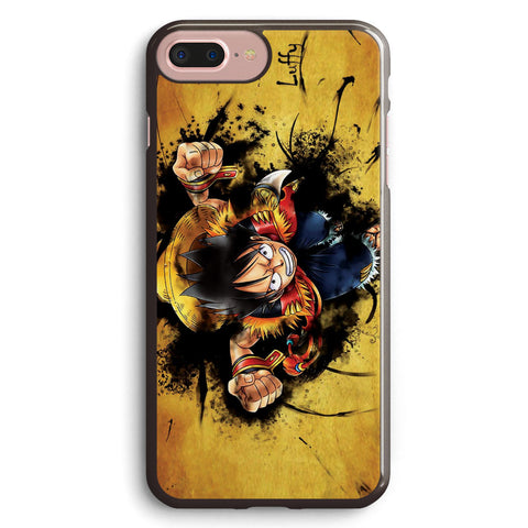 One Piece Luffy Apple iPhone 7 Plus Case Cover ISVA220