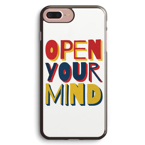 Open Your Mind Apple iPhone 7 Plus Case Cover ISVF297