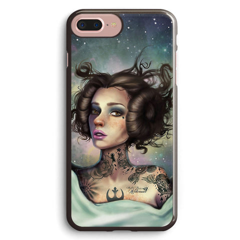 Opheleia Apple iPhone 7 Plus Case Cover ISVC341