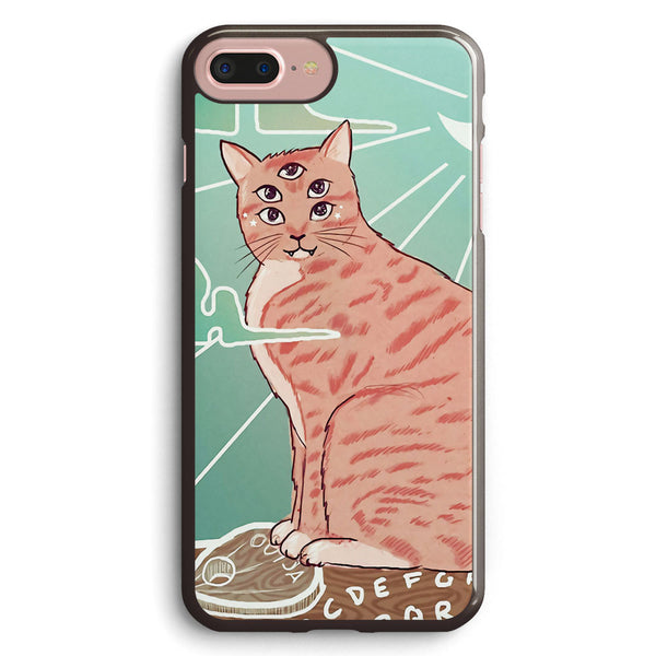 Ouija Cat Apple iPhone 7 Plus Case Cover ISVH529