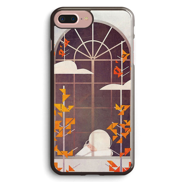 Outside the Window Apple iPhone 7 Plus Case Cover ISVF305