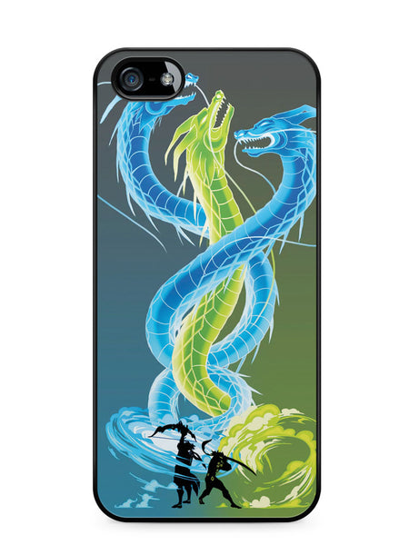 Overwatch Dragons Apple iPhone SE / iPhone 5 / iPhone 5s Case Cover  ISVA604