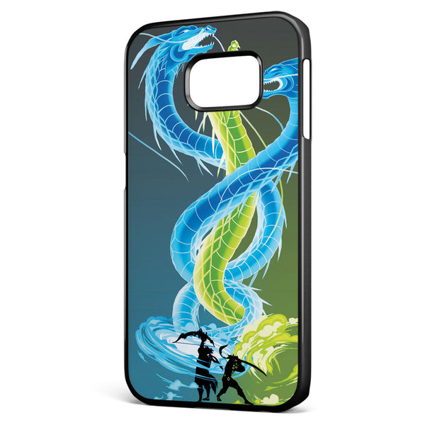 Overwatch Dragons Samsung Galaxy S6 Edge Case Cover ISVA604