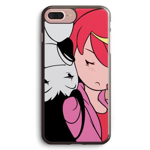 Pb and Marceline Adventure Time Apple iPhone 7 Plus Case Cover ISVB733