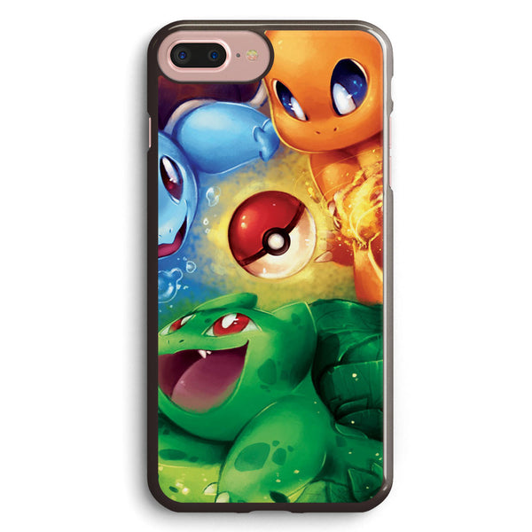 Pick Your Starter!!! Pokemon Apple iPhone 7 Plus Case Cover ISVF805