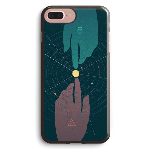 Parallel Universe Apple iPhone 7 Plus Case Cover ISVF310
