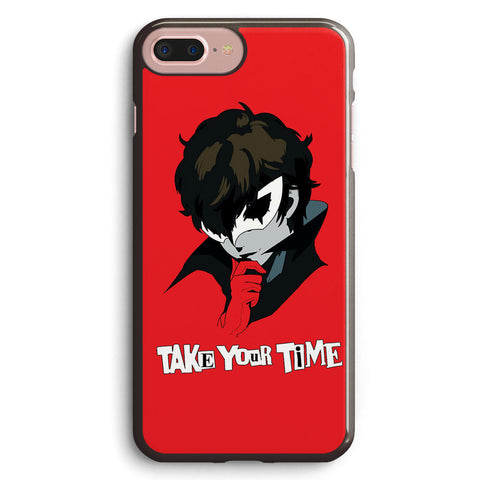 Persona 5 Take Your Time Apple iPhone 7 Plus Case Cover ISVH955