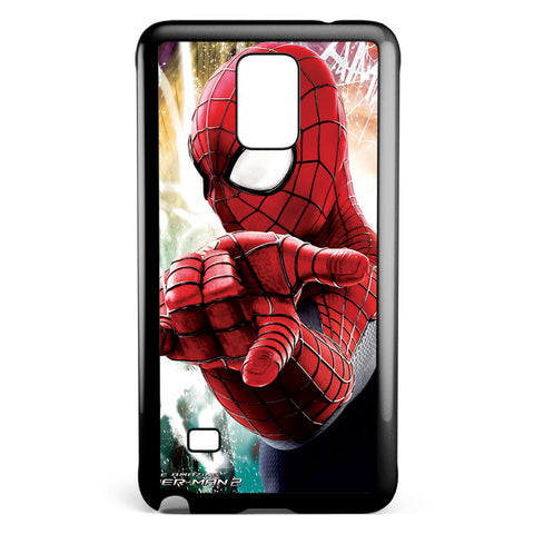 Peter Parker Spiderman Samsung Galaxy Note 4 Case Cover ISVA608
