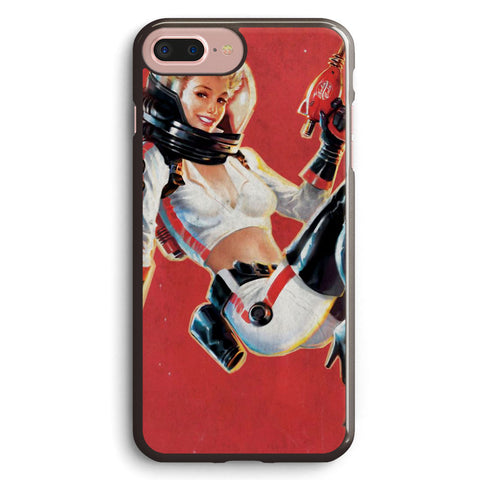 Pin Up Nuka Cola Ad Apple iPhone 7 Plus Case Cover ISVF325