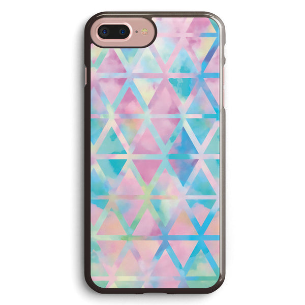 Pink Pastel Aztec Pattern Apple iPhone 7 Plus Case Cover ISVH960