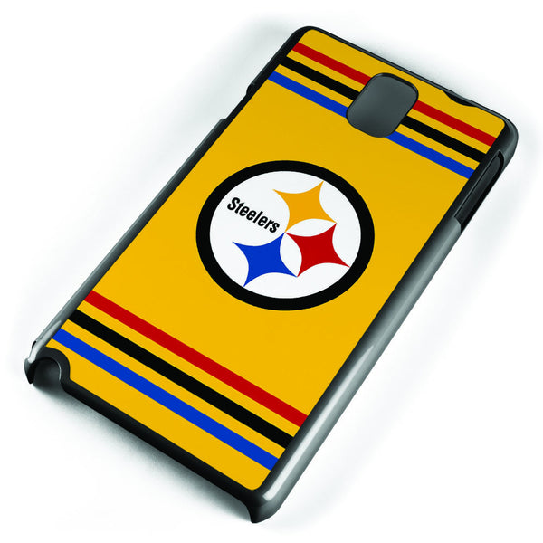 Pittsburgh Steelers Yellow Logo Samsung Galaxy Note 3 Case Cover ISVA200