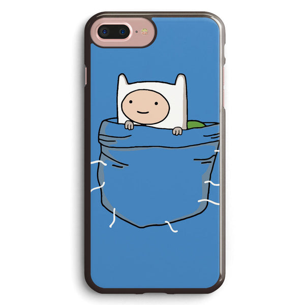 Pocket Finn Adventure Time Apple iPhone 7 Plus Case Cover ISVC365
