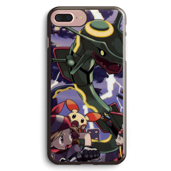 Pokemon Angry Rayquaza Apple iPhone 7 Plus Case Cover ISVF821