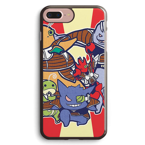 Pokemon Ginyu Force! Apple iPhone 7 Plus Case Cover ISVC977