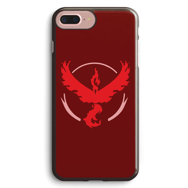 Pokemon Go! Team Valor Apple iPhone 7 Plus Case Cover ISVF829