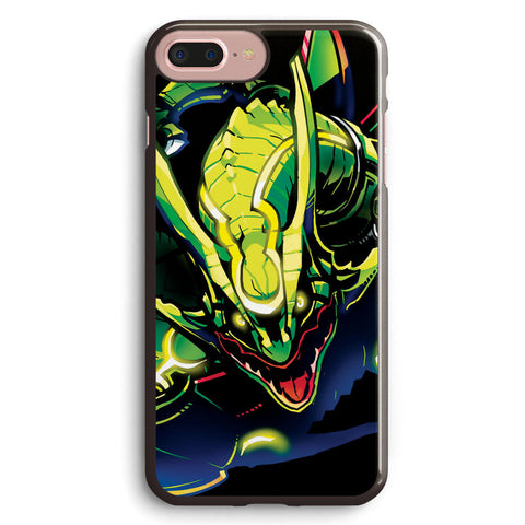 Pokemon Rayquaza Apple iPhone 7 Plus Case Cover ISVF843