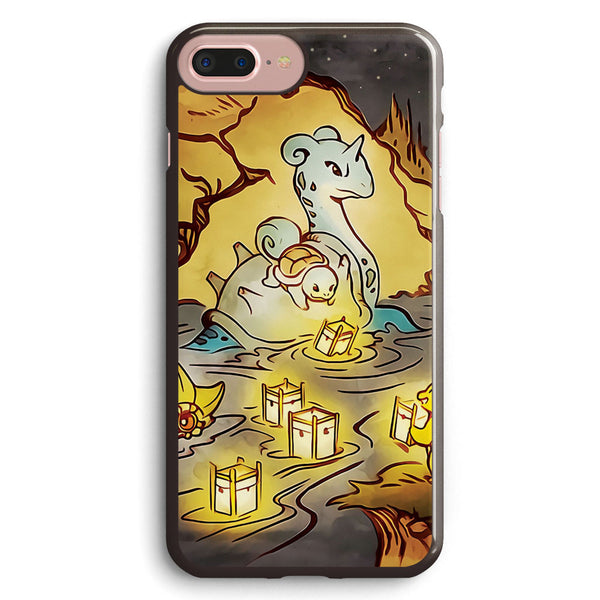 Pokemon Water and Fire Festival Apple iPhone 7 Plus Case Cover ISVF846