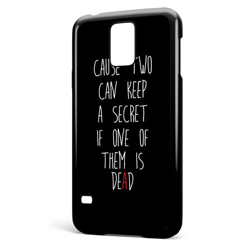 Pretty Little Liars Quotes Samsung Galaxy S5 Case Cover ISVA110